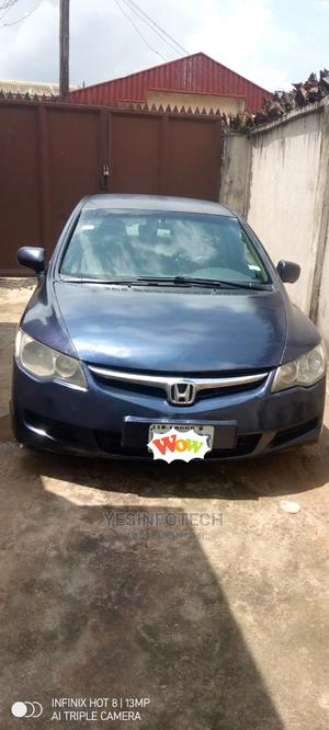 Honda Civic 2008 1.8i VTEC Automatic Blue | Cars for sale in Imo State, Owerri