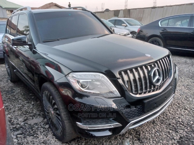 Mercedes-Benz GLK-Class 2013 Black | Cars for sale in Ojodu, Lagos State, Nigeria