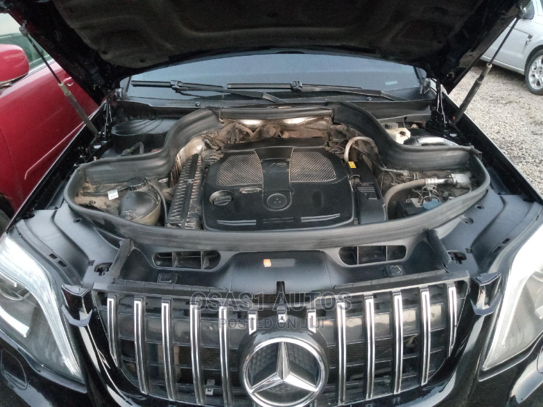 Mercedes-Benz GLK-Class 2013 Black