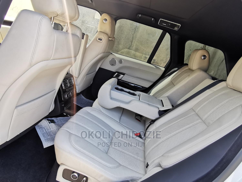Land Rover Range Rover 2016 White | Cars for sale in Amuwo-Odofin, Lagos State, Nigeria