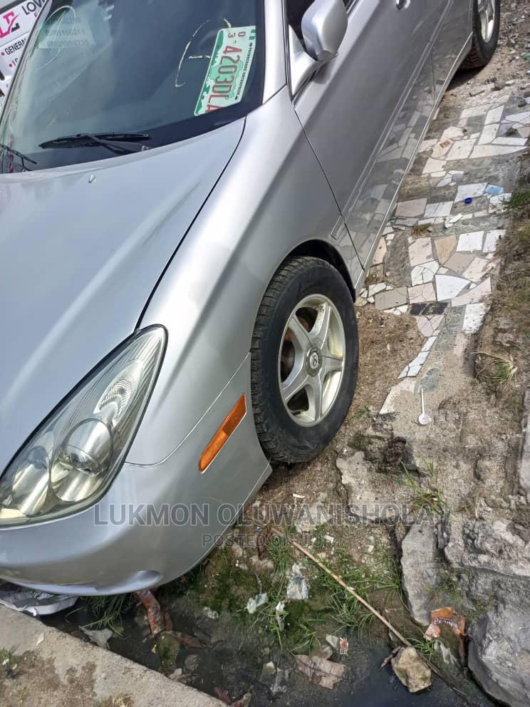 Archive: Lexus ES 2006 Silver