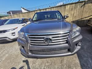 Lexus LX 2014 Gray | Cars for sale in Lagos State, Amuwo-Odofin