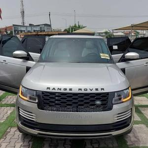 Land Rover Range Rover Vogue 2018 Silver | Cars for sale in Lagos State, Maryland