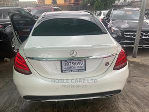 Mercedes-Benz C400 2015 White | Cars for sale in Lagos State, Ikeja