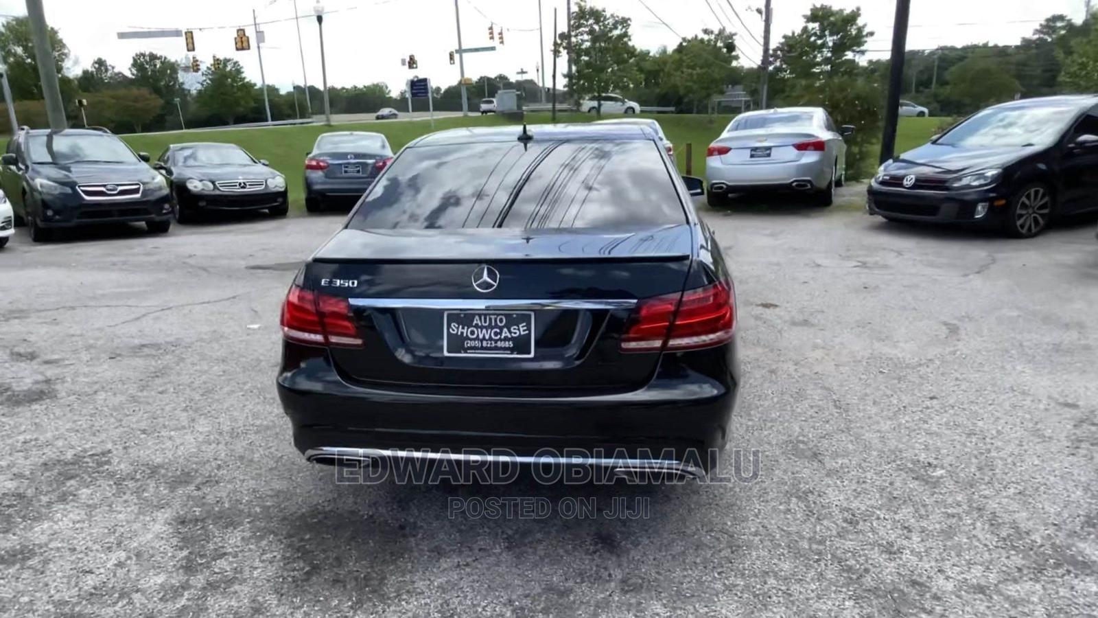 Mercedes-Benz E350 2015 Black | Cars for sale in Amuwo-Odofin, Lagos State, Nigeria