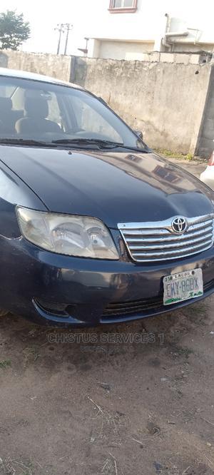 Toyota Corolla 2003 Sedan Blue | Cars for sale in Lagos State, Ikotun/Igando