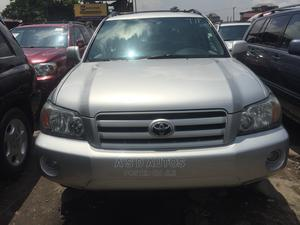 Toyota Highlander 2005 V6 4x4 Silver   Cars for sale in Lagos State, Amuwo-Odofin