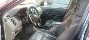 Honda Pilot 2004 EX 4x4 (3.5L 6cyl 5A) Blue   Cars for sale in Lagos State, Ikotun/Igando