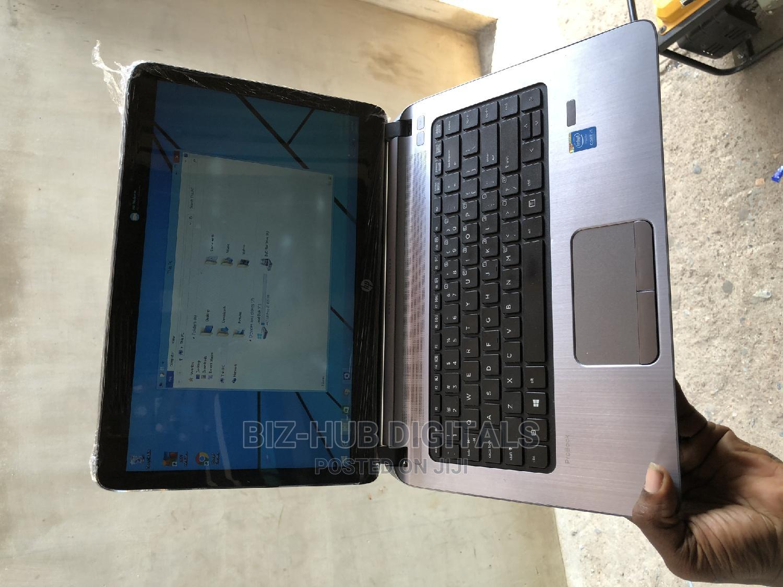 Laptop HP ProBook 440 G3 8GB Intel Core I5 HDD 320GB