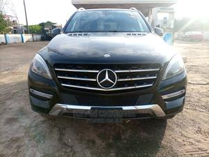 Mercedes-Benz M Class 2013 ML 350 4Matic Black | Cars for sale in Delta State, Oshimili South