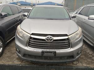 Toyota Highlander 2015 Silver | Cars for sale in Lagos State, Amuwo-Odofin