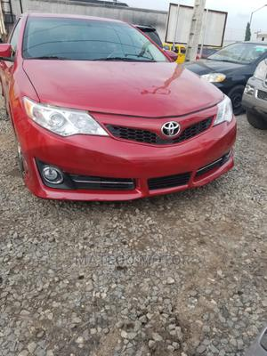 Toyota Camry 2013 Red | Cars for sale in Lagos State, Alimosho