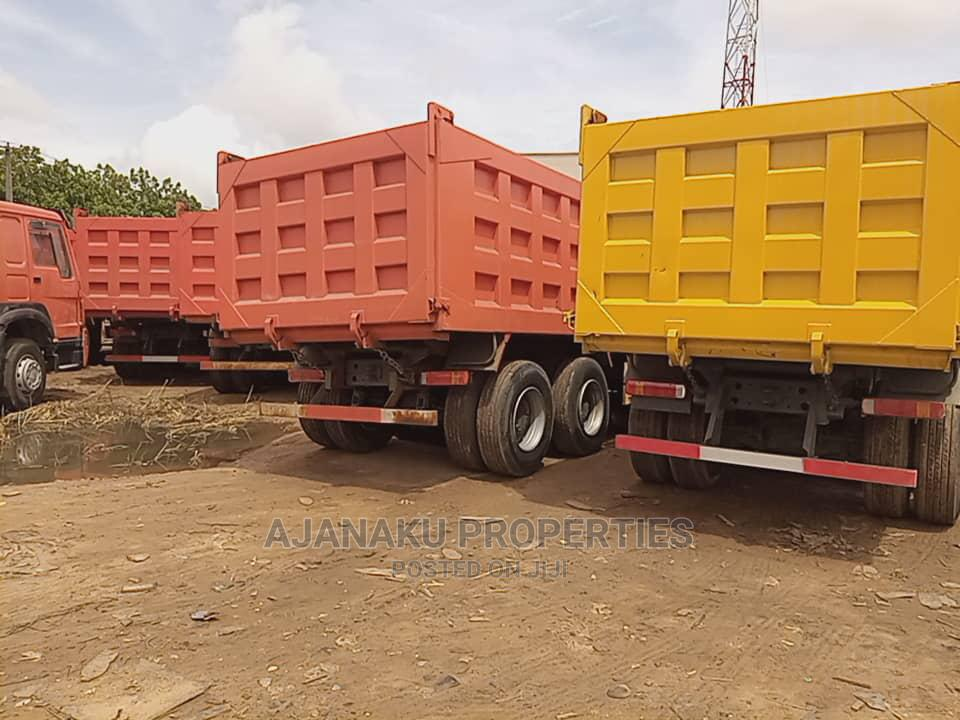 New Arrival of Foreign Used Tokunbo Howo Trucks for Sale | Trucks & Trailers for sale in Amuwo-Odofin, Lagos State, Nigeria