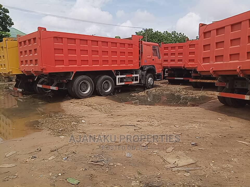 New Arrival of Foreign Used Tokunbo Howo Trucks for Sale