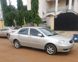 Toyota Corolla 2007 LE Silver   Cars for sale in Lagos State, Ogba