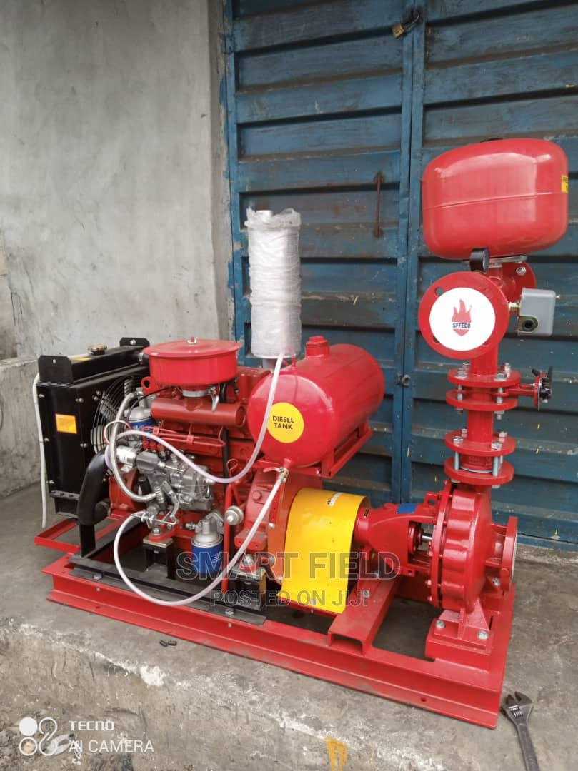 Fire Hydrant Pump | Plumbing & Water Supply for sale in Surulere, Lagos State, Nigeria
