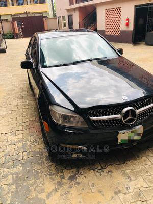 Mercedes-Benz C300 2008 Black | Cars for sale in Rivers State, Port-Harcourt