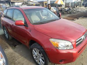 Toyota RAV4 2007 Limited 4x4 Red | Cars for sale in Lagos State, Ajah