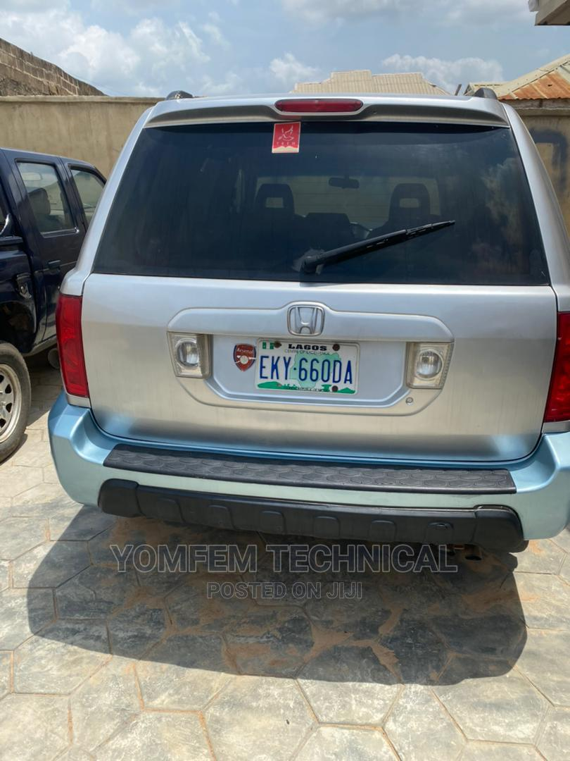 Honda Pilot 2004 EX 4x4 (3.5L 6cyl 5A)   Cars for sale in Ibadan, Oyo State, Nigeria