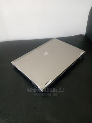 Laptop HP EliteBook 8440P 4GB Intel Core I5 HDD 500GB   Laptops & Computers for sale in Lagos State, Mushin
