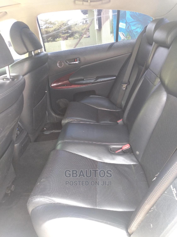 Archive: Lexus GS 2008 Silver