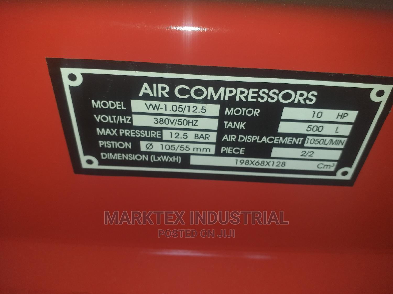 Archive: 10hp 500L Air Compressor