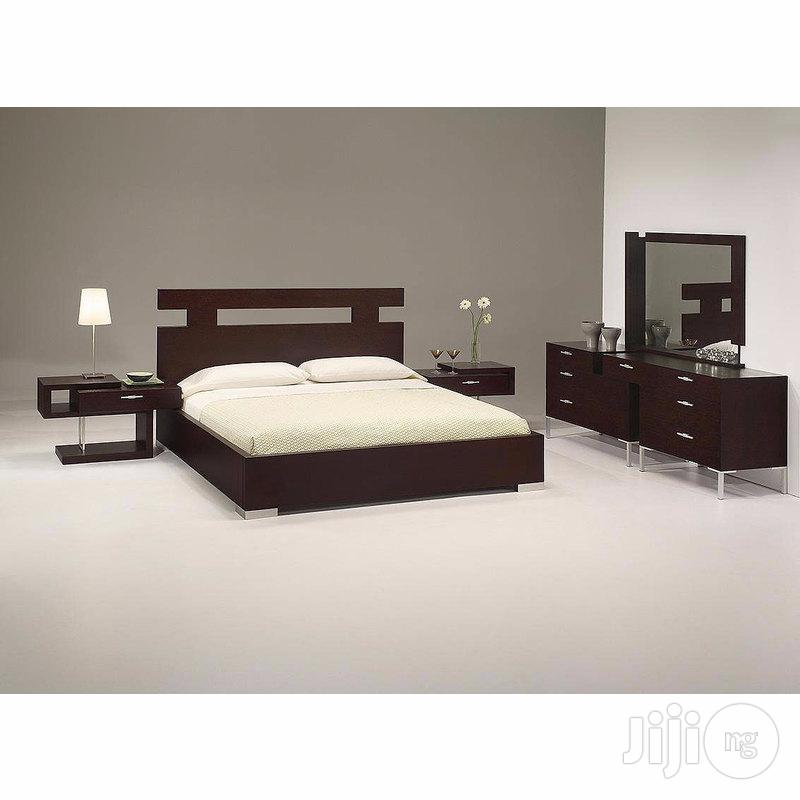 Imperial Bed Frame 4.5 X 6ft | Furniture for sale in Lagos State, Nigeria