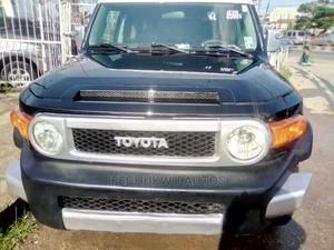 Toyota FJ Cruiser 2007 Black   Cars for sale in Lagos State, Ikeja