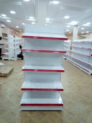 One Side Supermarket Shelf | Store Equipment for sale in Abuja (FCT) State, Gwarinpa