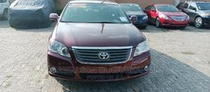 Toyota Avalon 2008 Red | Cars for sale in Lagos State, Ilupeju