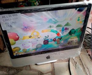 Desktop Computer Apple iMac Pro 4GB Intel HDD 500GB | Laptops & Computers for sale in Lagos State, Ikeja