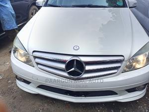 Mercedes-Benz C300 2010 White | Cars for sale in Lagos State, Amuwo-Odofin