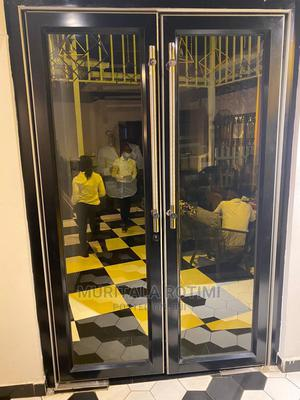 Aluminum Swing Door   Home Appliances for sale in Lagos State, Surulere