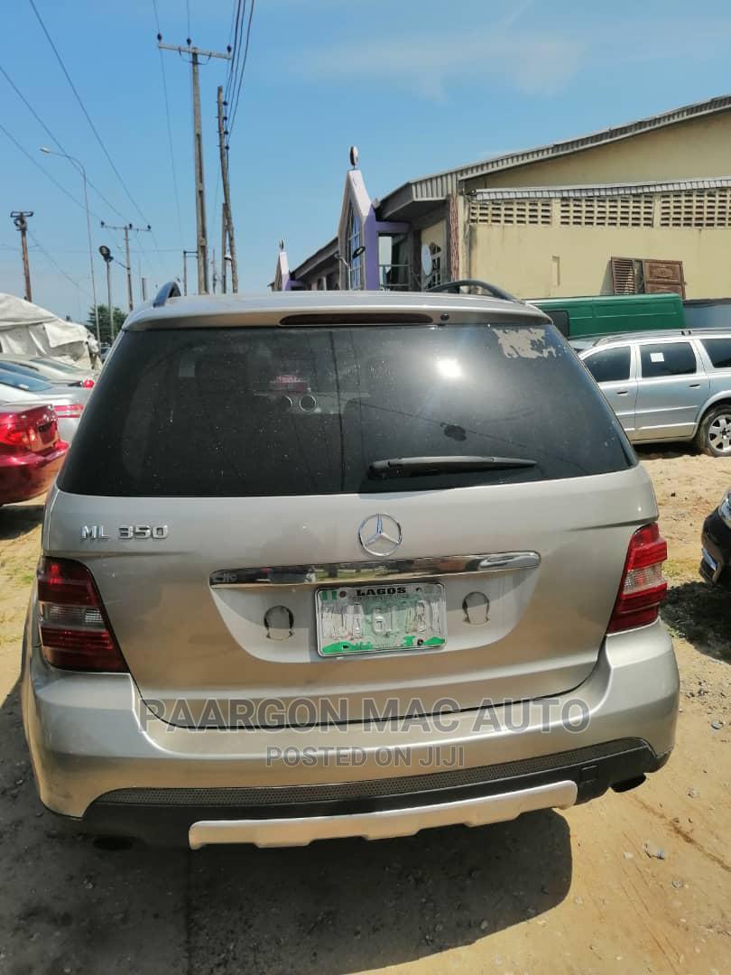 Mercedes-Benz M Class 2006 Silver | Cars for sale in Amuwo-Odofin, Lagos State, Nigeria