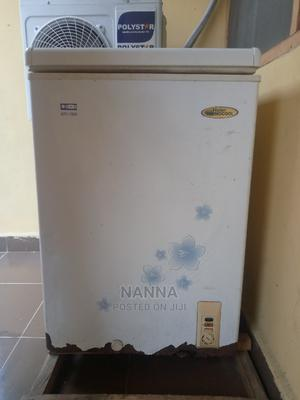 100L Haier Thermocool Deep Freezer   Kitchen Appliances for sale in Lagos State, Ajah