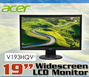 Acer 19 Inches Hd Led Backlight Monitor   Computer Monitors for sale in Lagos State, Ikeja