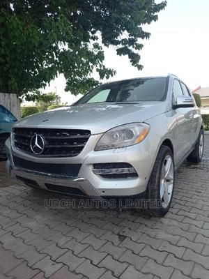 Mercedes-Benz M Class 2014 Silver | Cars for sale in Abuja (FCT) State, Katampe