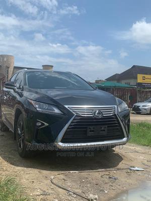 Lexus RX 2017 350 FWD Black | Cars for sale in Lagos State, Amuwo-Odofin