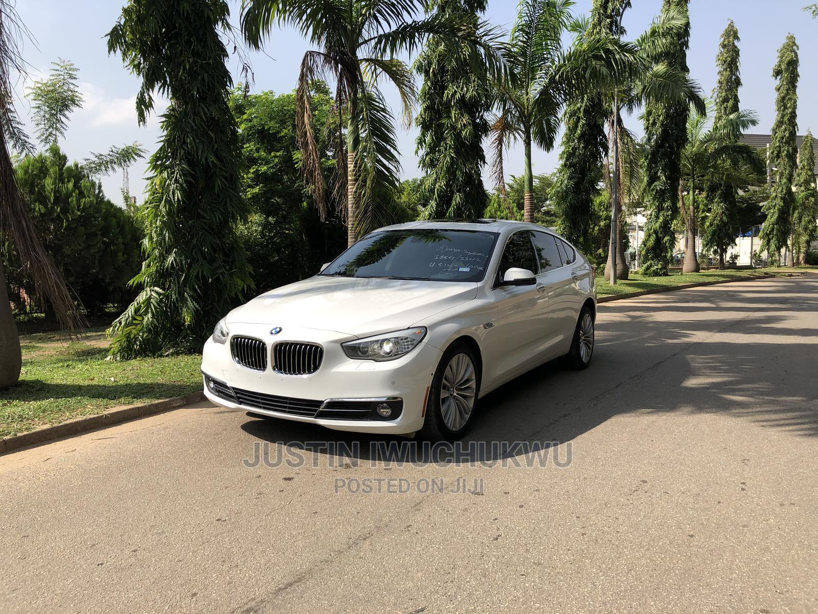 Archive: BMW X5 2014 White