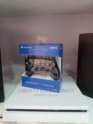 Slim Ps4 + FIFA 21, MK11, 7 Free Trial Games 2 Controllers | Video Game Consoles for sale in Abia State, Umuahia