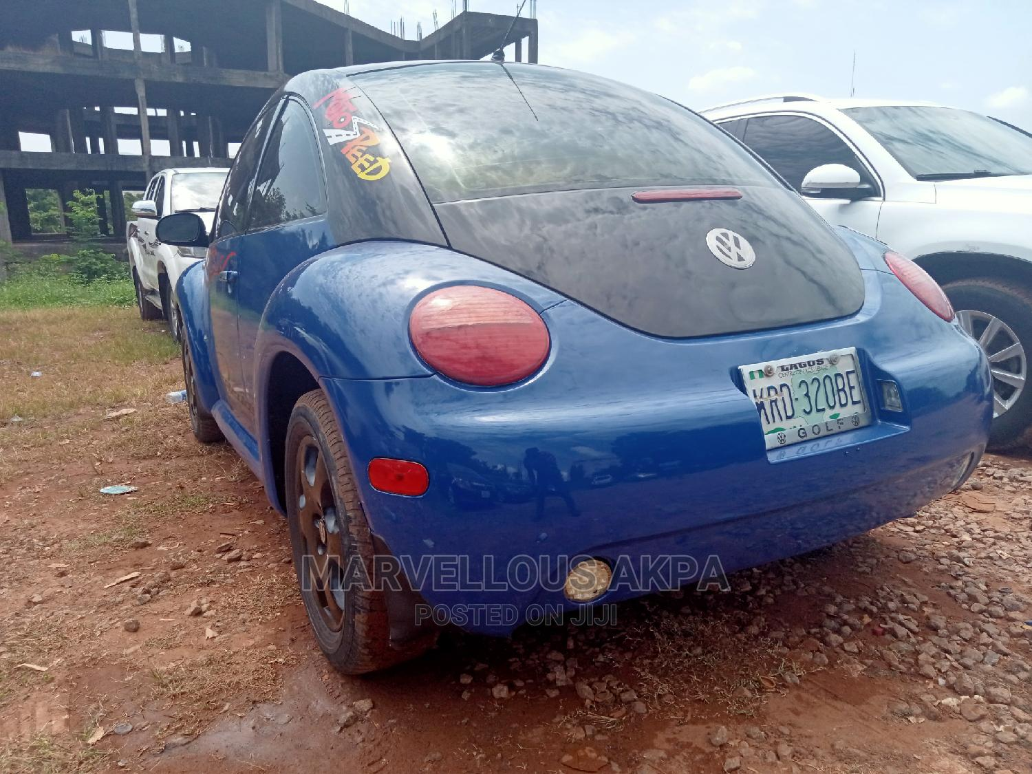 Volkswagen Beetle 2004 Blue | Cars for sale in Central Business District, Abuja (FCT) State, Nigeria