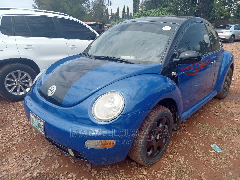 Volkswagen Beetle 2004 Blue