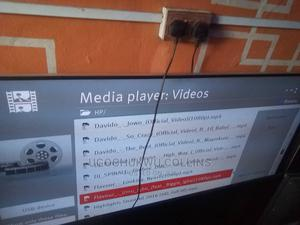 60 Inches Smart Tv | TV & DVD Equipment for sale in Lagos State, Ojo