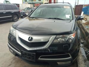 Acura MDX 2010 Black   Cars for sale in Lagos State, Ajah