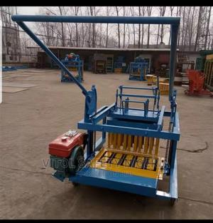 Automatic Egg Laying Block Making Machine QT40-3A | Manufacturing Equipment for sale in Lagos State, Ikeja