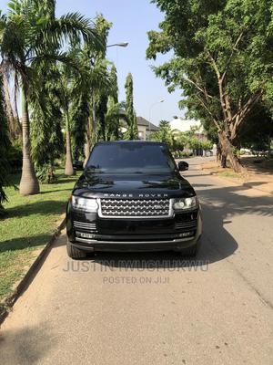 Land Rover Range Rover Vogue 2015 Black | Cars for sale in Abuja (FCT) State, Garki 2