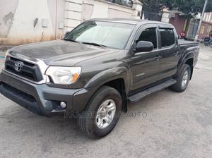 Toyota Tacoma 2015 Gray | Cars for sale in Lagos State, Amuwo-Odofin