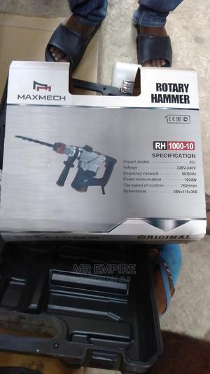 Maxmech Rotary Hammer Machine   Electrical Hand Tools for sale in Lagos State, Lagos Island (Eko)