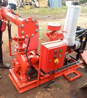 Coupled Fire Hydrant Pump | Plumbing & Water Supply for sale in Lagos State, Orile
