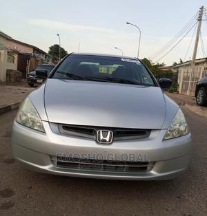 Honda Accord 2005 Sedan EX Automatic Silver | Cars for sale in Abuja (FCT) State, Garki 1